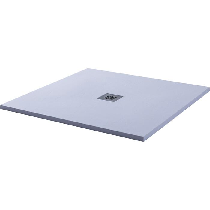 Душевой поддон Aquanet Pleasure 100x100 белый камень (256322)