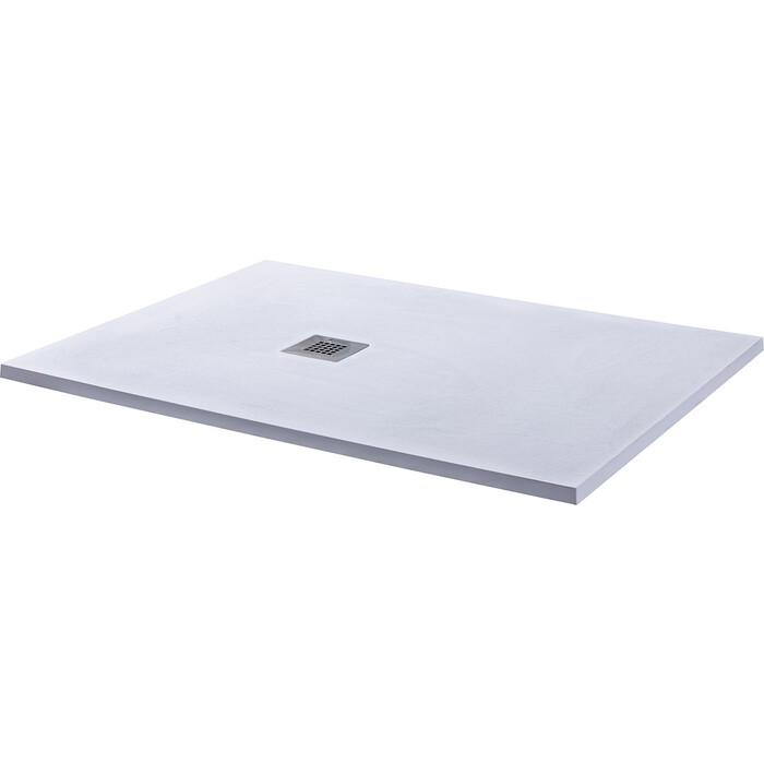 Душевой поддон Aquanet Pleasure 120x90 белый камень (256323)
