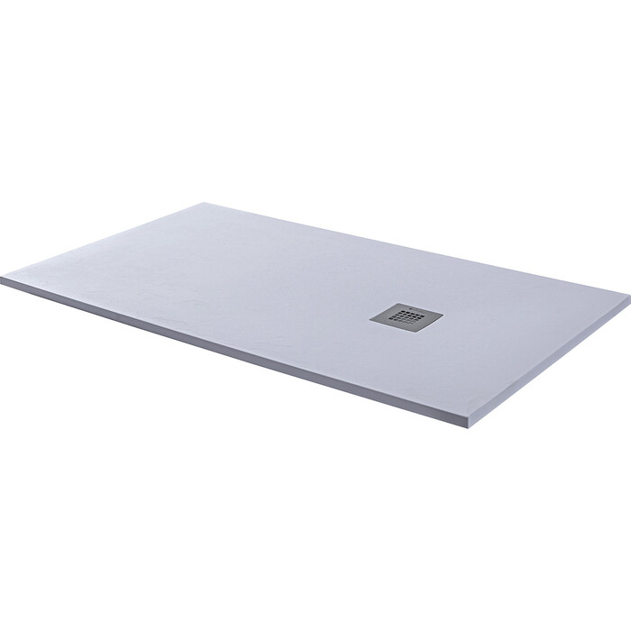 Душевой поддон Aquanet Pleasure 140x80 белый камень (255440)