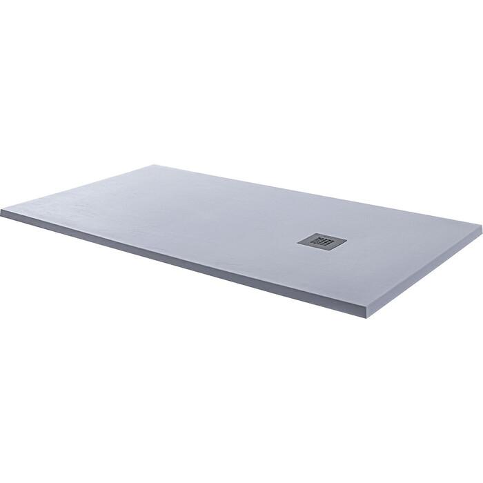 Душевой поддон Aquanet Pleasure 160x90 белый камень (256308)