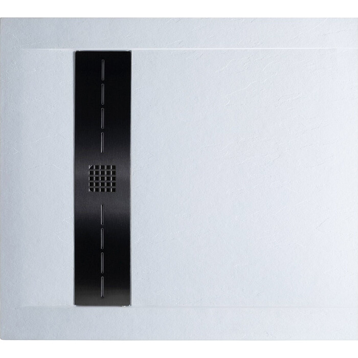 Душевой поддон Aquanet Delight 90x90 белый камень (255441)