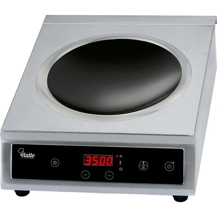 Настольная плита VIATTO VA-350B-A WOK