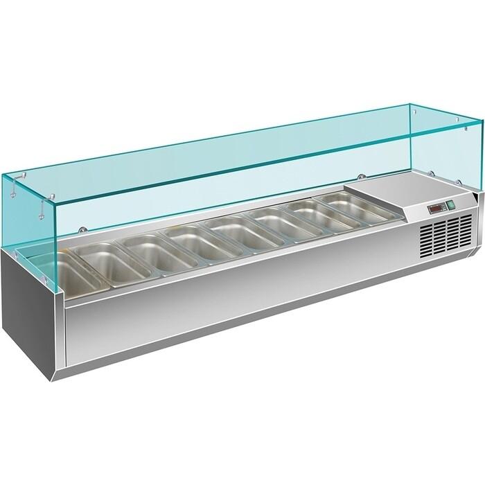 Витрина холодильная VIATTO VRX 1800/330