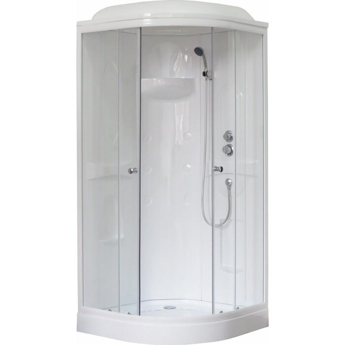 Душевая кабина Royal Bath HK1 90х90х217 стекло прозрачное (RB90HK1-T)