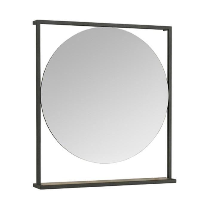 Зеркало Акватон Лофт Фабрик 80 дуб эндгрейн (1A242602LTDU0)