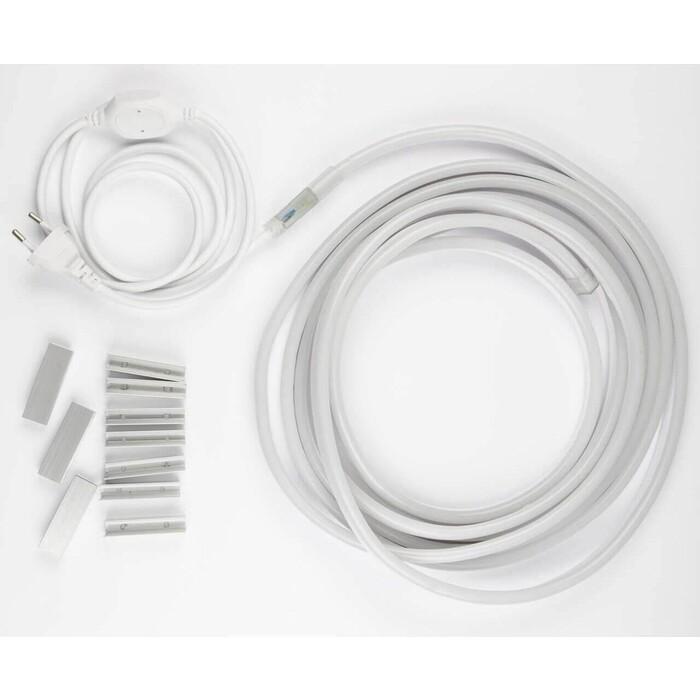 Гибкий неон Uniel (UL-00006685) 8W/m 120LED/m холодный белый 5M ULS-N21 5M/6500K/1.5M IP67 RRP40C00
