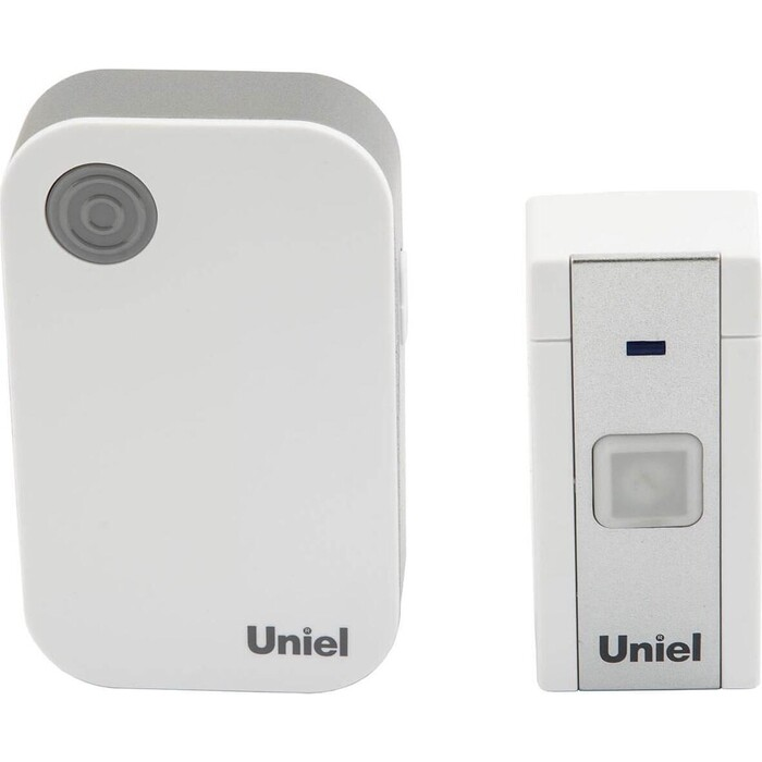 Звонок беспроводной Uniel UDB-013W-R1T1-36S-100M-WH