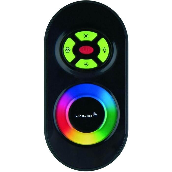 Контроллер Uniel для светодиодных лент 12/24 В 2,4 ГГц (11105) ULC-G10-RGB Black