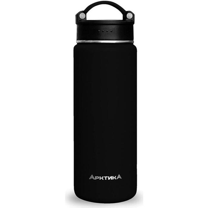 Термос-бутылка Арктика 0.53 л (708-530 черный)