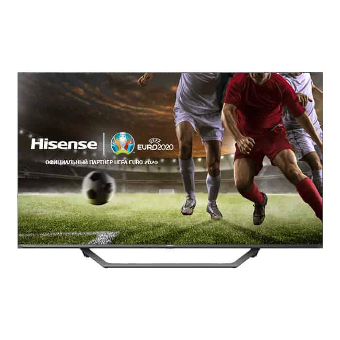 Фото - LED Телевизор Hisense 55AE7400F телевизор hisense 50a7300f 50 2020 черный