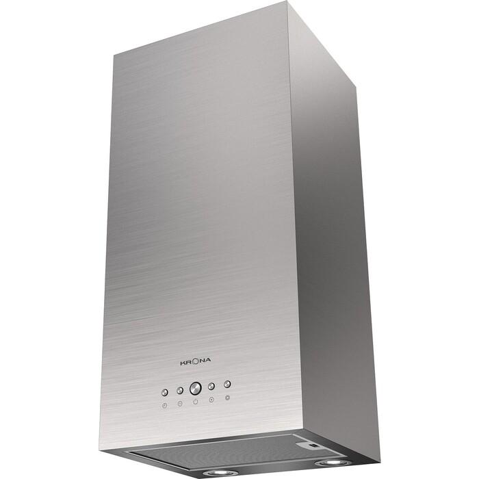 Вытяжка Krona DITA R 400 inox PB вытяжка кухонная