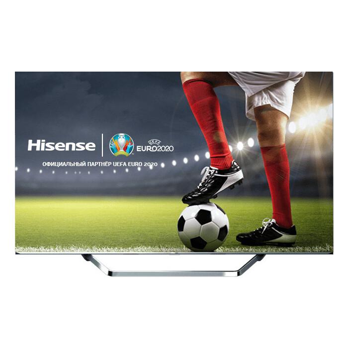 Фото - ULED Телевизор Hisense 55U7QF qled телевизор hisense 55u7qf 55 ultra hd 4k
