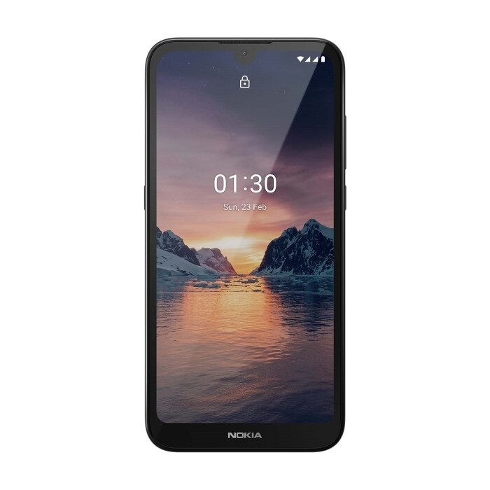Смартфон Nokia 1.3 DS 1/16Gb (TA-1205) Charcoal