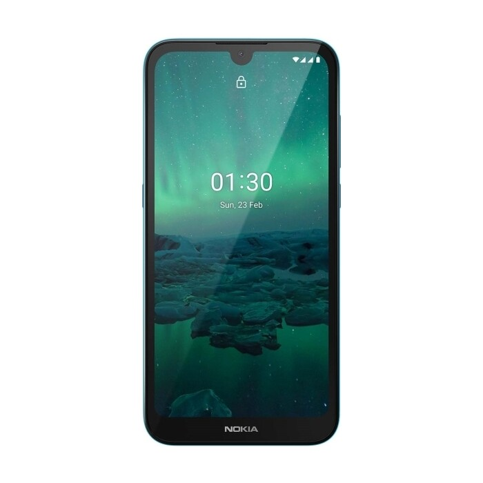 Смартфон Nokia 1.3 DS 1/16Gb (TA-1205) Cyan