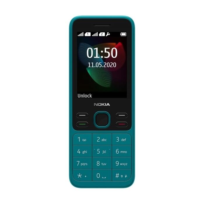 Мобильный телефон Nokia 150 DS (2020) TA-1235 Cyan