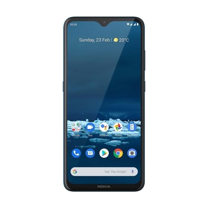 Смартфон Nokia 5.3 DS (TA-1234) 3Gb/64Gb Cyan