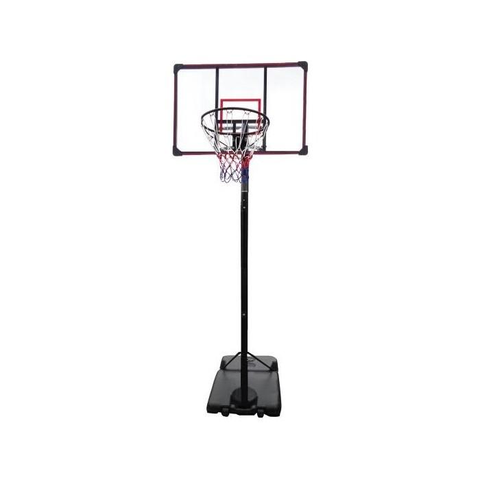 Баскетбольная мобильная стойка DFC 112x72 см STAND44KLB