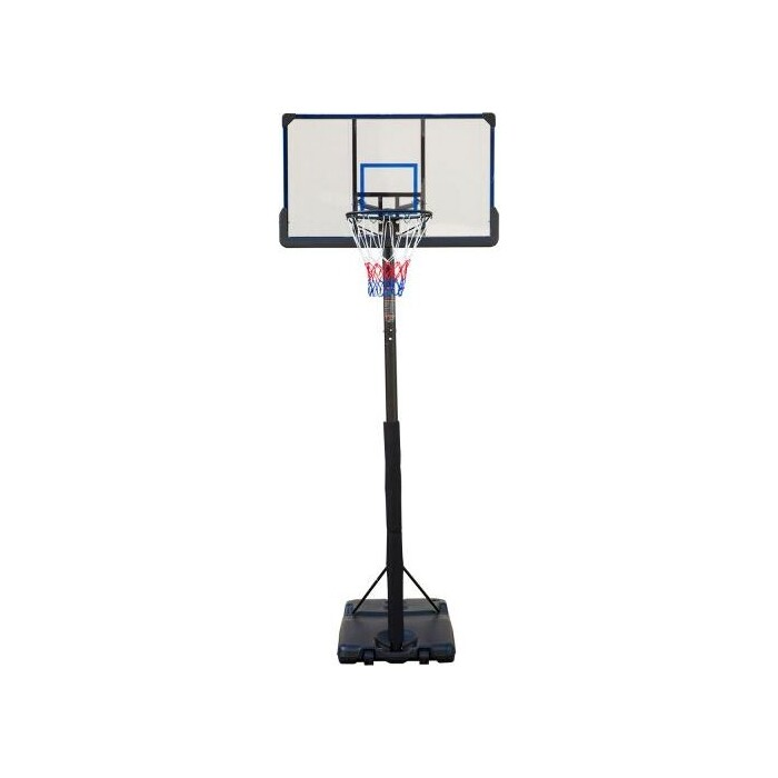 Баскетбольная мобильная стойка DFC 122x72 см STAND48KLB