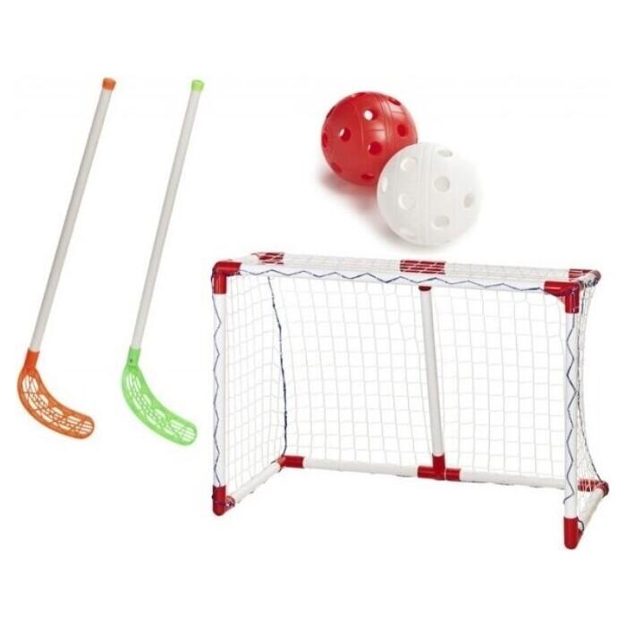 Набор детский для игры в хоккей на траве Proxima JC-101A Красный/белый