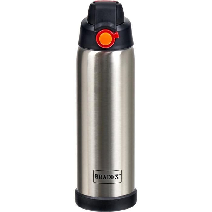 Термос-бутылка Bradex 0.77 л стальной (TK 0417)