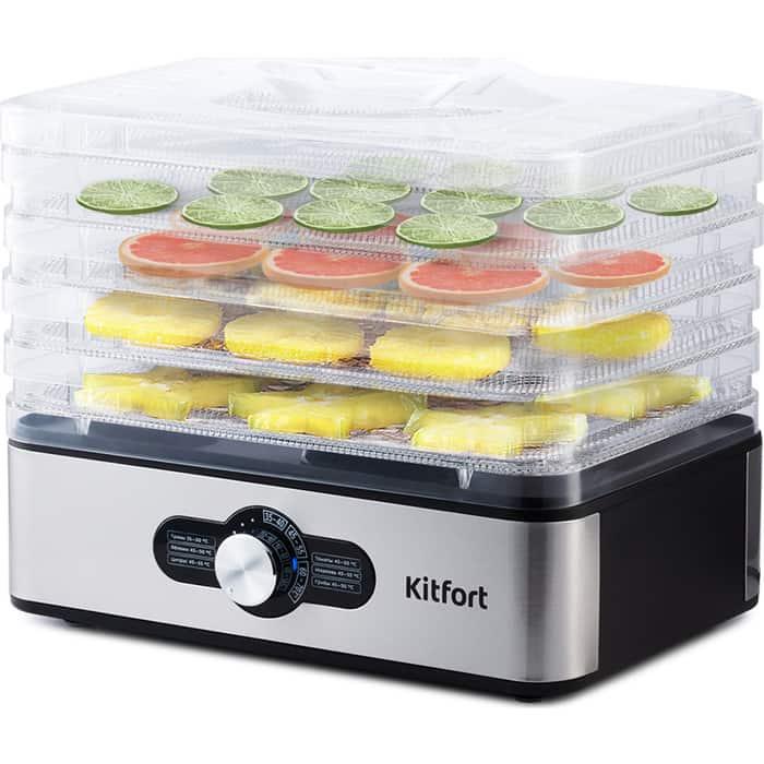 Сушилка для овощей и фруктов KITFORT KT-1913