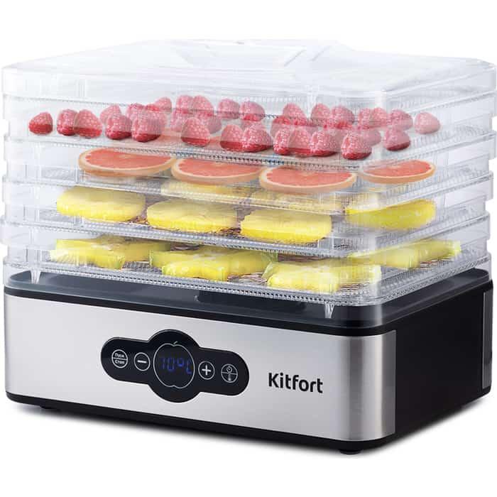 Сушилка для овощей и фруктов KITFORT KT-1914