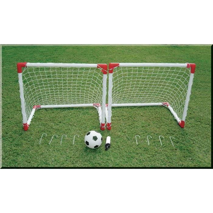 Набор детских футбольных ворот Proxima JC-219A (пара)
