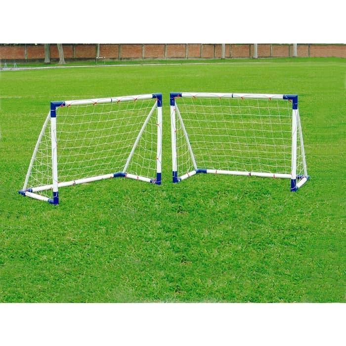 Футбольные ворота Proxima из пластика размер 4 фут (пара) ворота футбольные proxima jc 250 из пластика р 8 ft 244х130х96