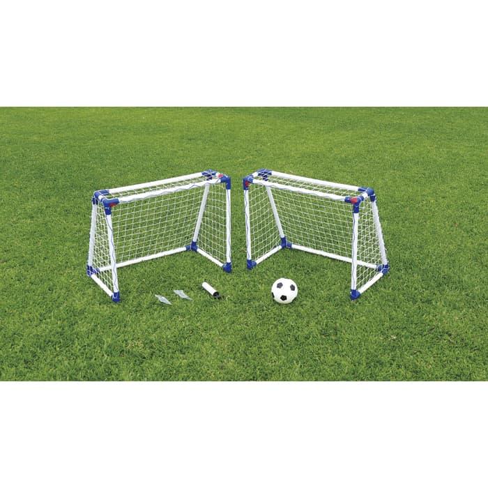 Набор детских футбольных ворот Proxima JC-8219A (пара)