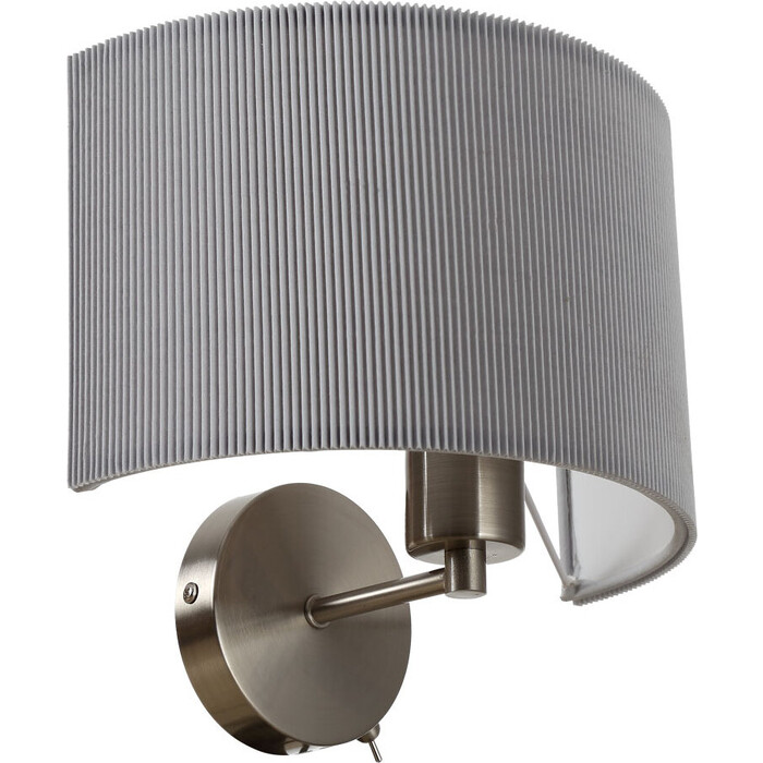 Светильник Arte Lamp MALLORCA A1021AP-1SS