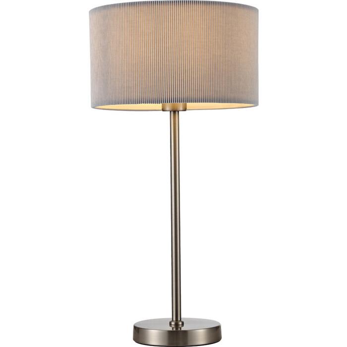 Настольная лампа Arte Lamp MALLORCA A1021LT-1SS