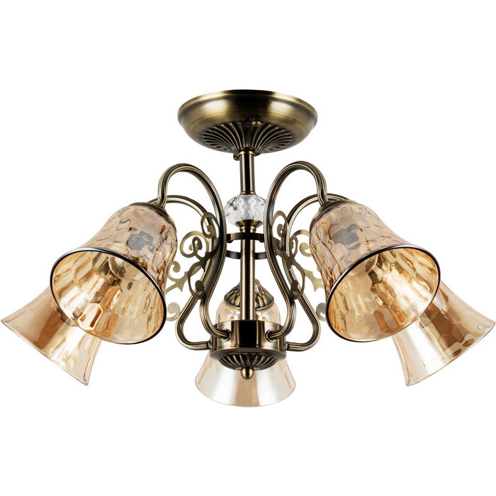Люстра Arte Lamp NICOLE A2702PL-5AB