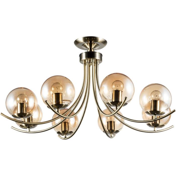 Люстра Arte Lamp SCARLETT A2715PL-8AB
