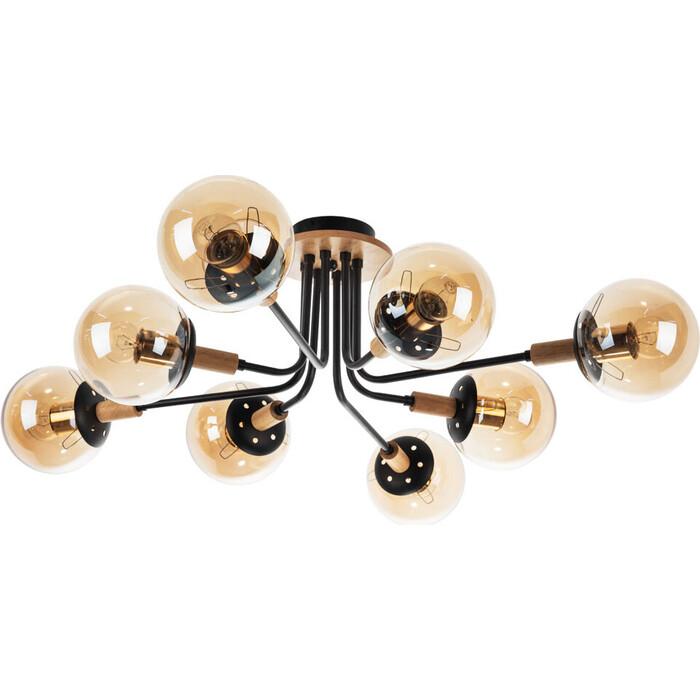 Люстра Arte Lamp OXFORD A2716PL-8BK