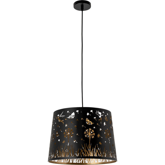 Светильник Arte Lamp CELESTA A2768SP-1BK