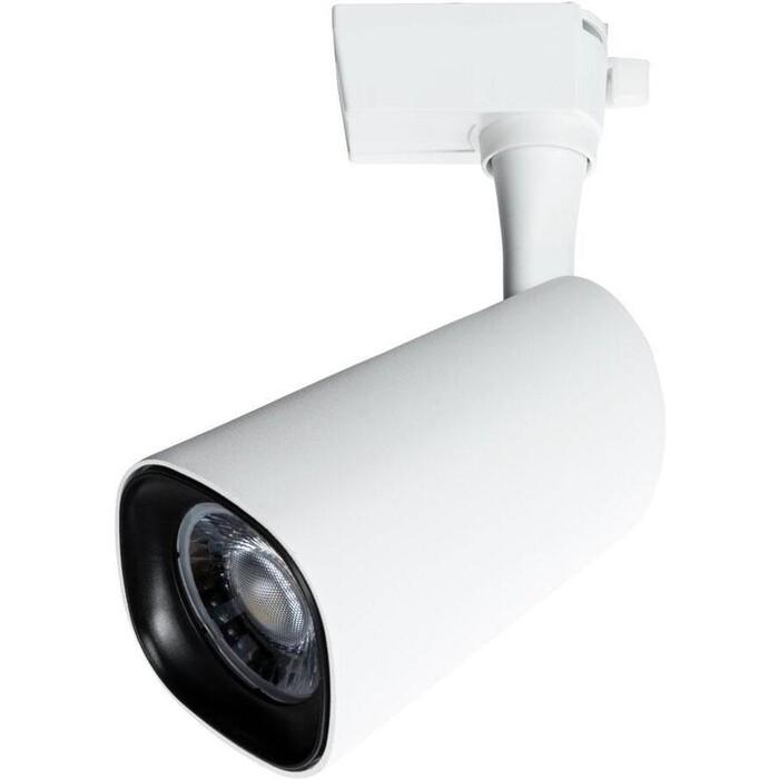 Светильник Arte Lamp Трековый BARUT A4563PL-1WH