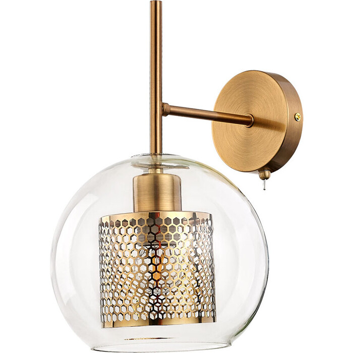 Бра Arte Lamp MANCHESTER A7620AP-1AB