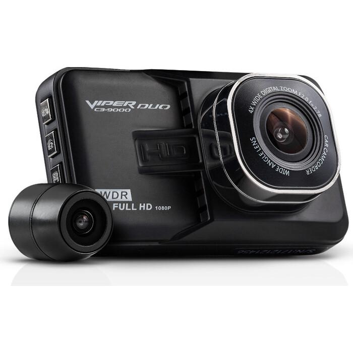 Видеорегистратор VIPER C3-9000 DUO