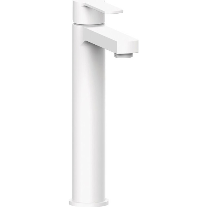 Смеситель для раковины Cezares Ovest белый (OVEST-LSM1-A-BIO)