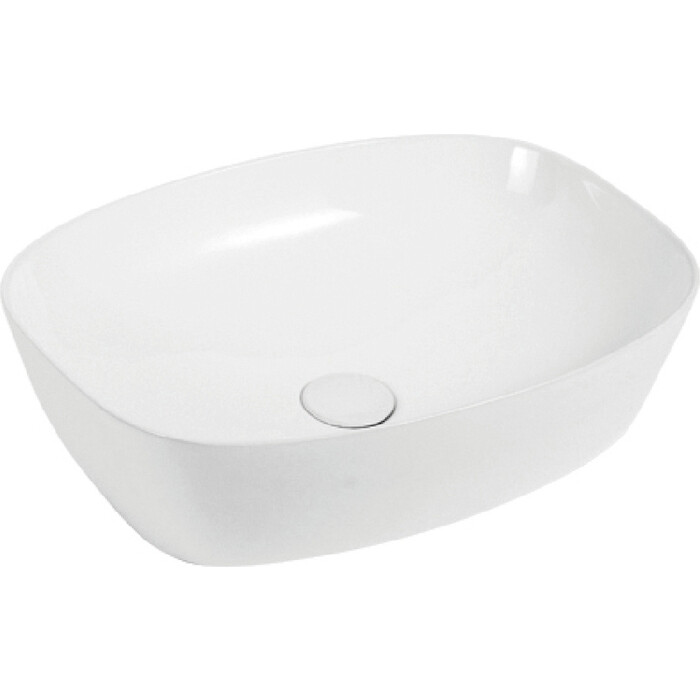 Раковина накладная Ceramica Nova Element 50х38 овальная (CN5005)