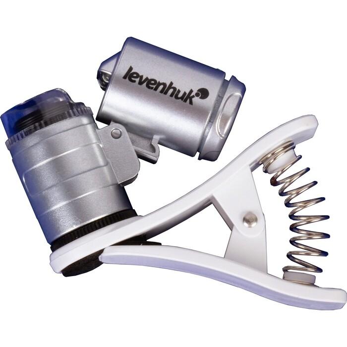 Микроскоп карманный для проверки денег Levenhuk Zeno Cash ZC4
