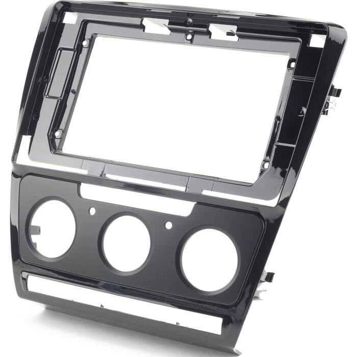 Рамка Incar для XTA SKODA Octavia 2004-2013 (A5) (Auto AC/manual AC), 10