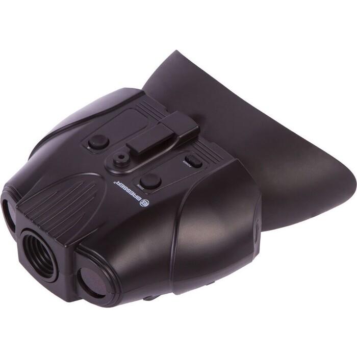 Бинокль ночного видения цифровой Bresser 1-2x, с креплением на голову