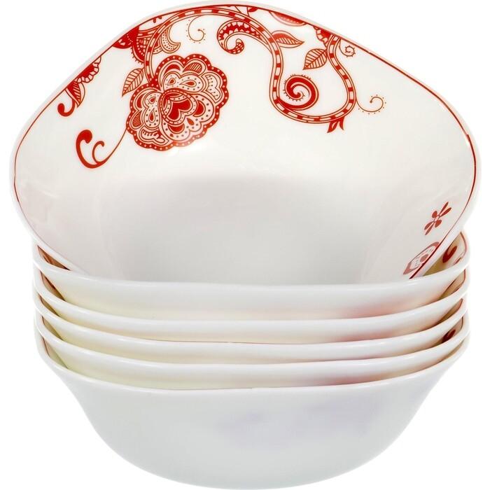 Набор салатников 6 предметов OLAFF (JY-S-SB9-06)
