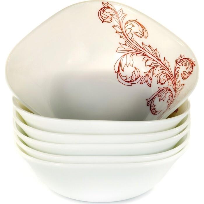 Набор салатников 6 предметов OLAFF (JY-S-SB9-10)