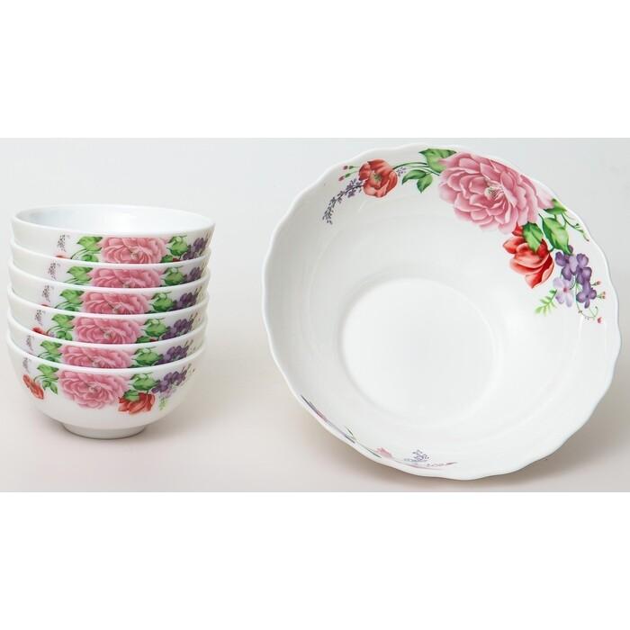 Набор салатников 7 предметов OLAFF (130-21146)