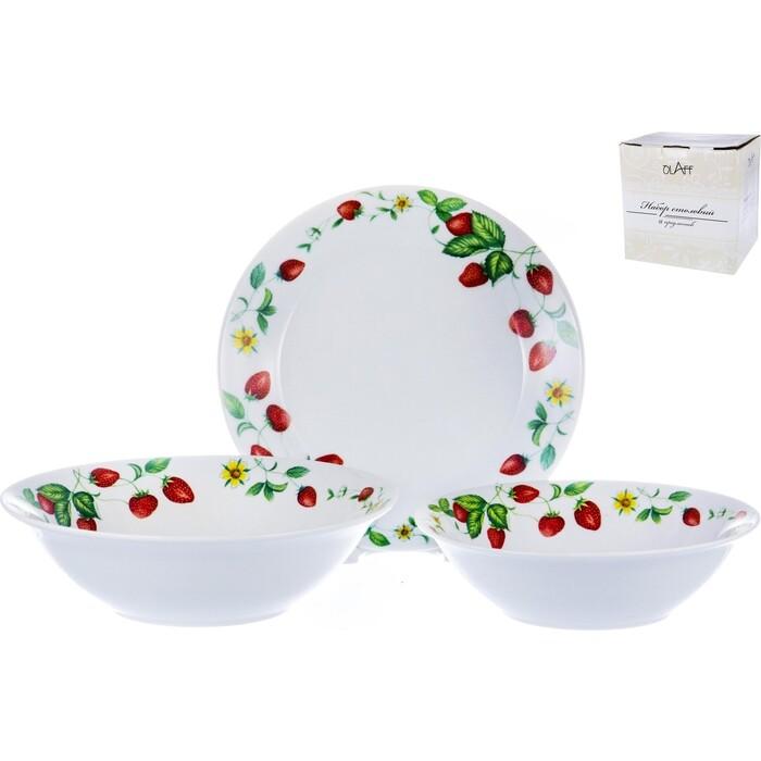 Набор столовой посуды 13 предметов OLAFF (103-02020)