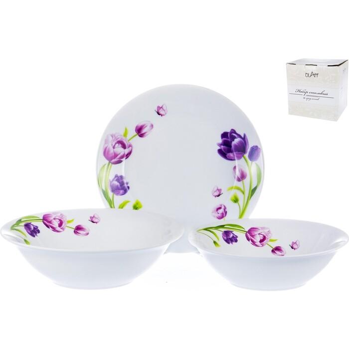 Набор столовой посуды 13 предметов OLAFF (103-02027)
