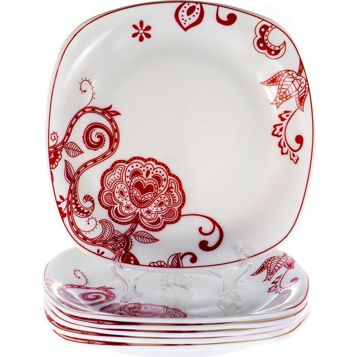 Набор тарелок 6 предметов OLAFF (JY-S-SFP105-06)