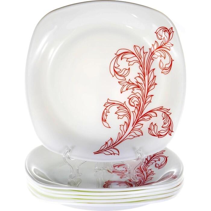 Набор тарелок 6 предметов OLAFF (JY-S-SFP105-10)